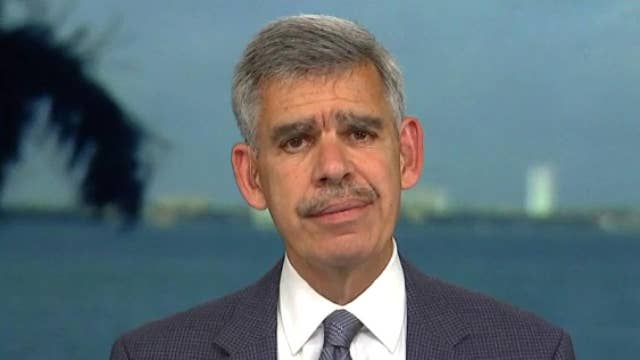 Fed will be under 'enormous pressure' to cut rates further: El-Erian