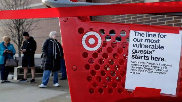 Target delays returns during coronavirus
