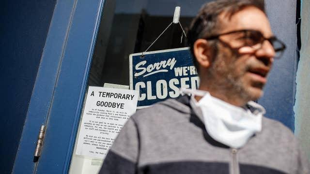 Restaurant owner on coronavirus: I feel like a land turtle that got hit by a tsunami