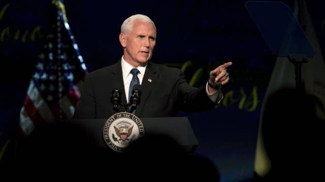 Pence: Coronavirus information will continue to be available to American people