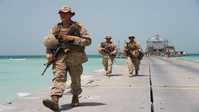 Coronavirus spread on military bases is 'inevitable:' Gen. Jack Keane