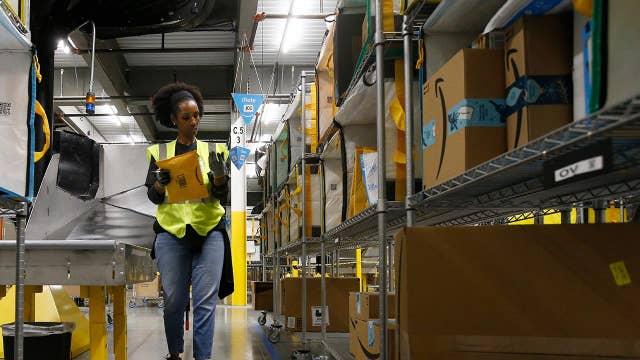 Coronavirus forces Amazon to prioritize warehouses