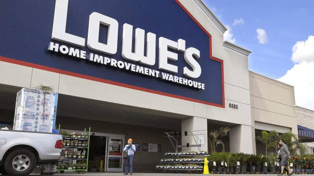 Lowe's giving bonuses to full-time, part-time, seasonal workers