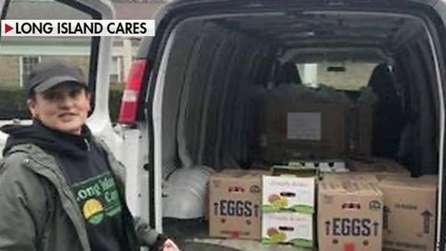 Food banks step up amid coronavirus concerns