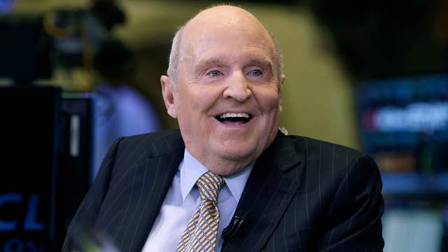 Former GE CEO Jack Welch was 'something special': Bob Wright