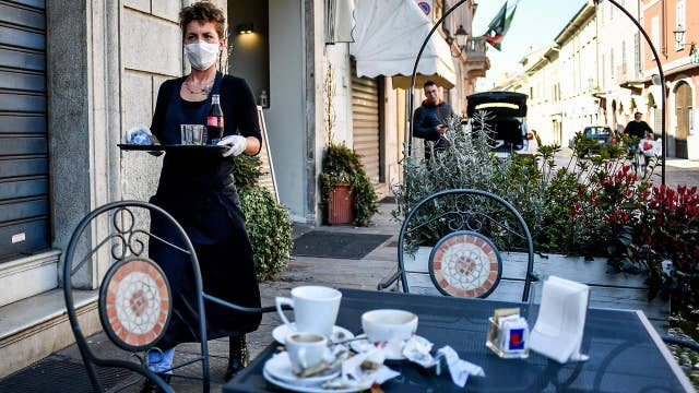 Coronavirus in Italy: All stores to close except food markets, pharmacies