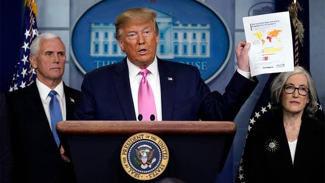 Coronavirus crisis shows US economic strength: Trump economic adviser
