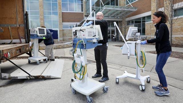 Angel investor using technology for coronavirus ventilator, mask production