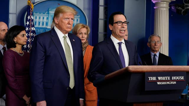 Mnuchin: We are focused on being able to provide liquidity to companies