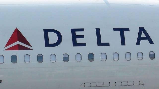Delta Airlines reducing capacity amid coronavirus concerns