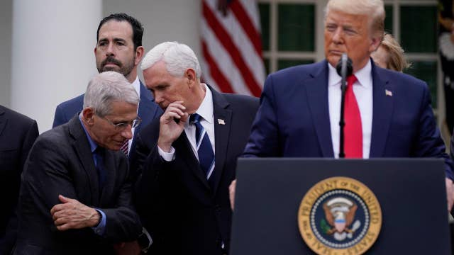 Trump: Democrats' coronavirus bill isn't 'giving enough'