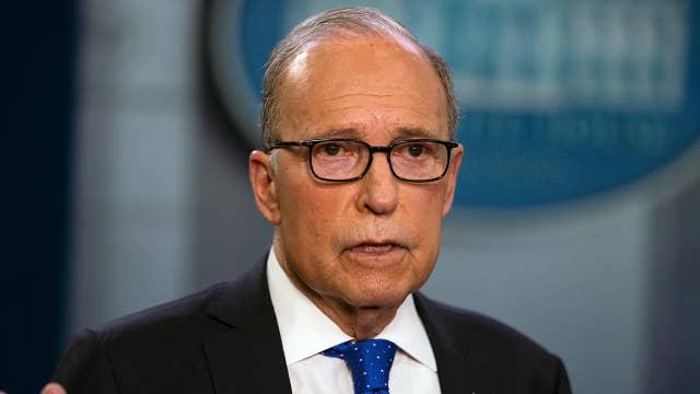 Larry Kudlow on coronavirus stimulus: It's a 'bold proposal' from a 'bold president'
