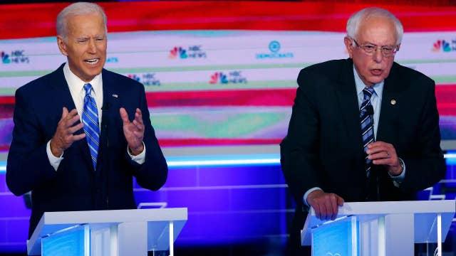 Has Biden already beat Sanders in presidential run?