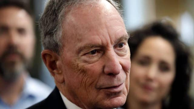 Does Bloomberg's big money support for Biden look bad for Democrats?