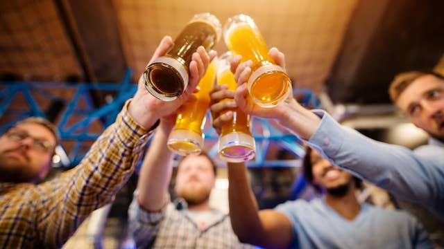 Alcohol poses risks in coronavirus: Dr. Mike