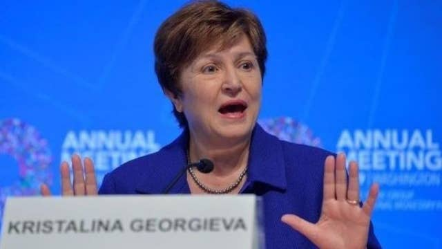 IMF managing director on coronavirus' impact on global growth