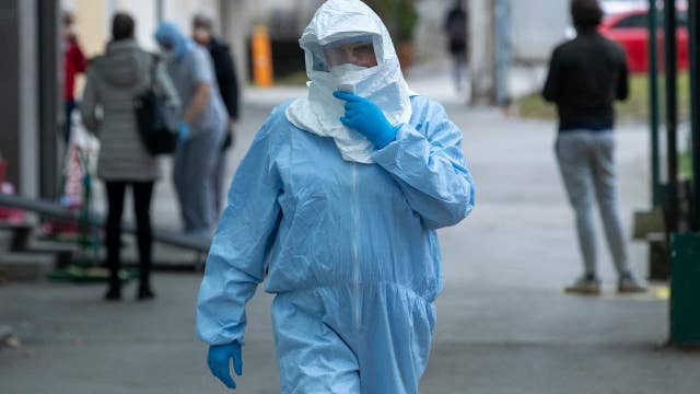 Coronavirus is 'weird gift' to US: Geopolitical strategist