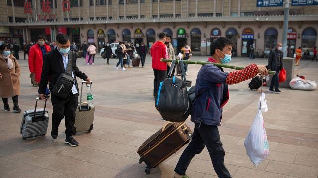 China misinformation on coronavirus goes beyond spreading rumors: Michael Pillsbury