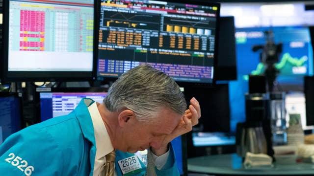 Stocks plummet as coronavirus spreads