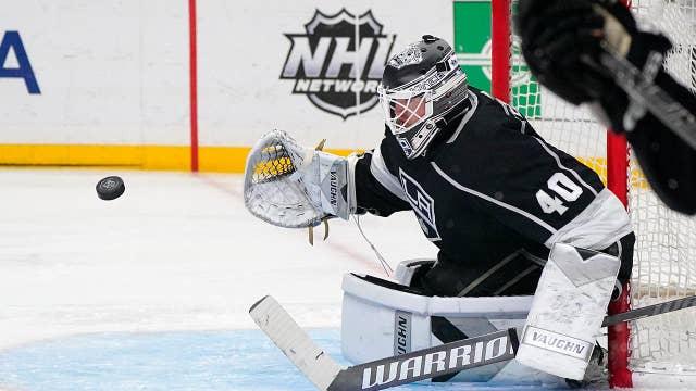 NHL commissioner explains decision to halt hockey season