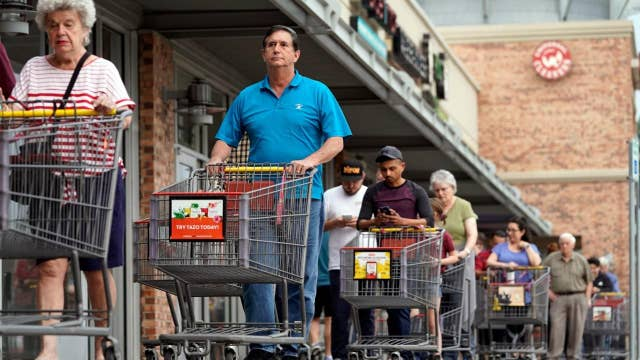 Goya president: Sales 'quadrupled' amid coronavirus demand