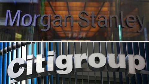 Morgan Stanley, Citigroup assure workers their jobs are safe