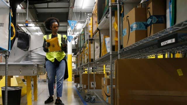 Is it safe to open Amazon packages inside amid coronavirus outbreak?