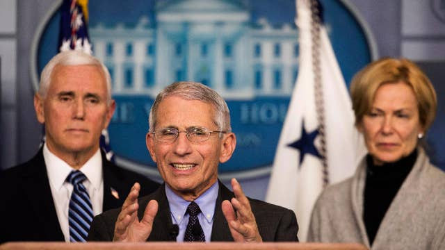 Dr. Fauci: Travel ban was the 'right public health call'
