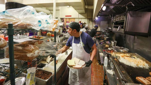 Chef David Burke: 90% of my employees being laid off