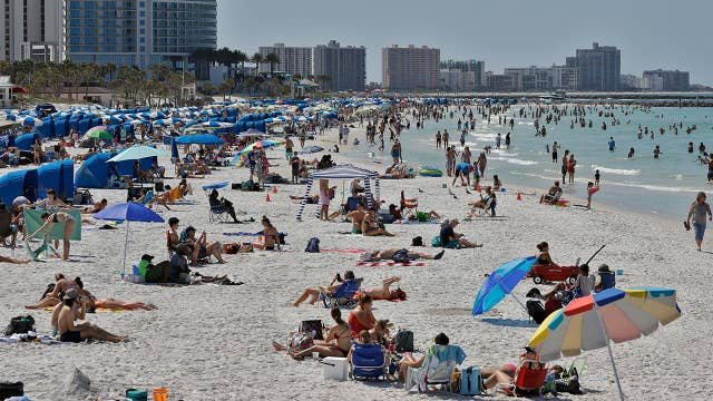 Miami mayor recovering from coronavirus tells young partygoers to 'go home'