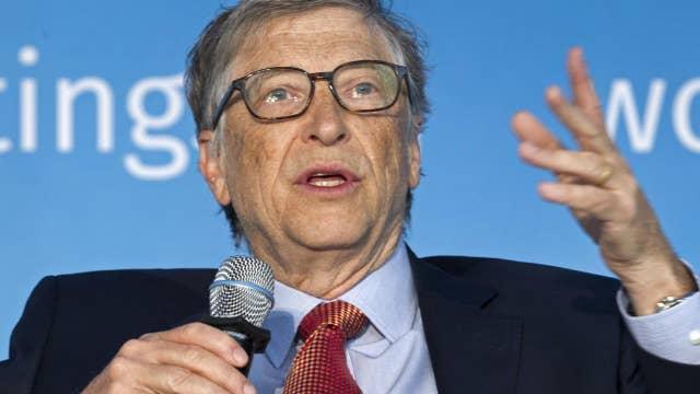 Bill Gates on coronavirus: 'We did not act fast enough'