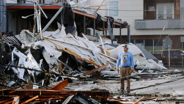 Airbnb offering those impacted by Tennessee tornado a place to stay