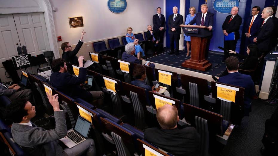Trump calls for $2T infrastructure bill as 'Phase 4' of ...