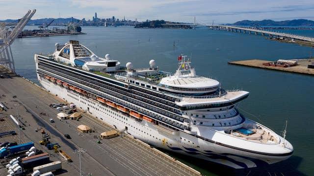 Coronavirus Princess Cruise passengers disembarking, will quarantine: White House