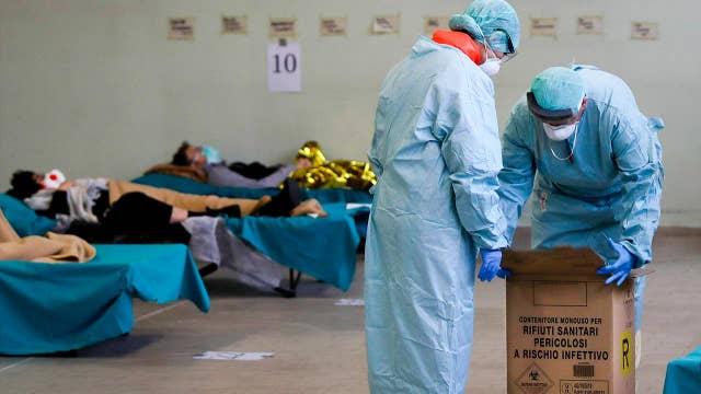 Coronavirus will overwhelm US hospitals, just like in Italy: Italian resident