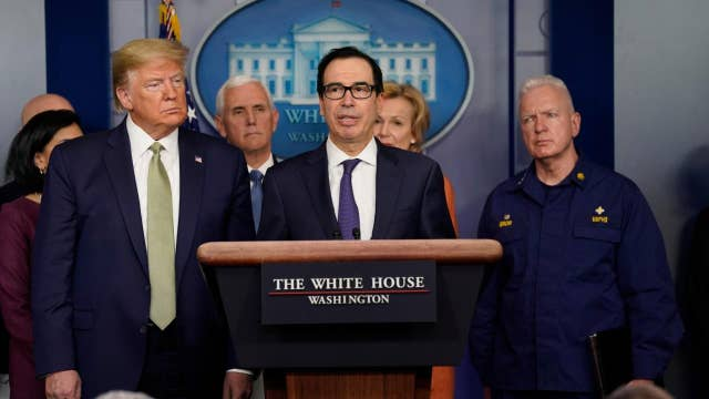 Mnuchin: We're deferring $300B in IRS payments