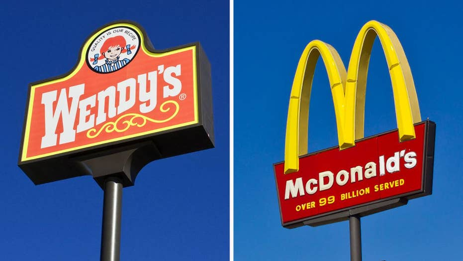 Wendy's and McDonald's battle over breakfast; Walmart could become a 5G hub