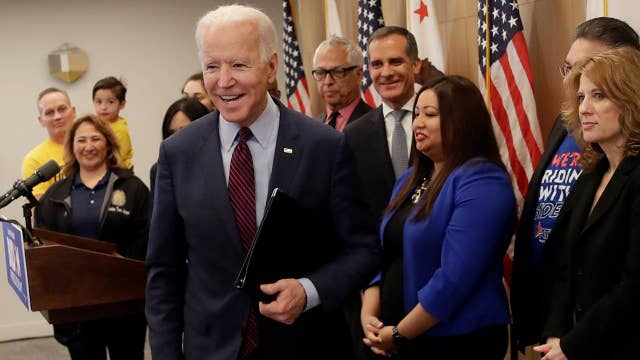 Kennedy: Biden's past 'as a mass incarcerator' is being overlooked