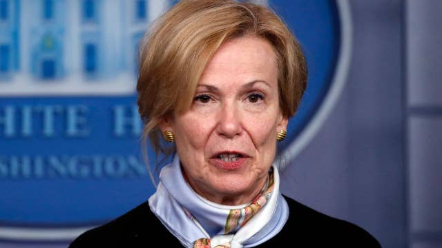 Dr. Birx on coronavirus: If you left NYC, may have already been exposed