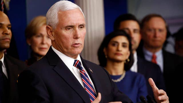 Pence: Trump's travel restrictions, screenings bought America time