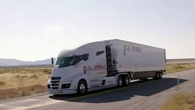 Nikola Motors to merge with VectoIQ