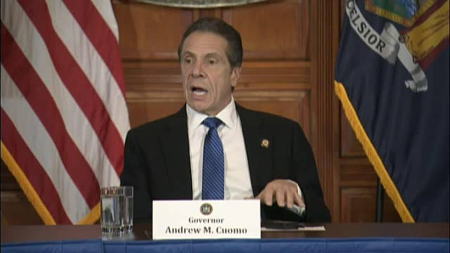 Cuomo asks public transit to boost cleaning efforts