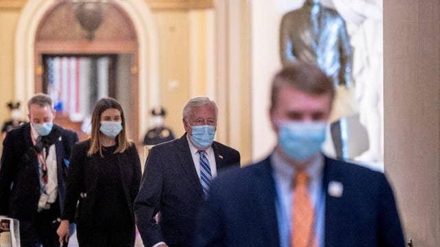 Trump reacts to House passing $484B coronavirus relief bill