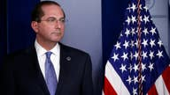 Azar explains how uninsured Americans can get coronavirus testing at no cost