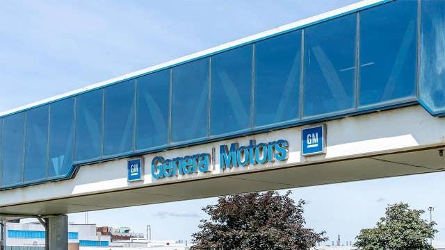 Ford, GM, Fiat Chrysler eyeing May 18 reopening date
