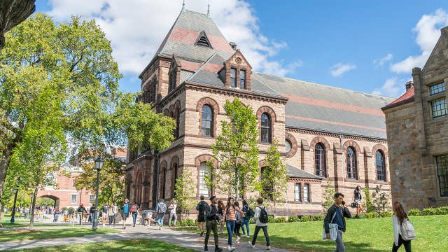 Brown University president: Working to bring students back in fall