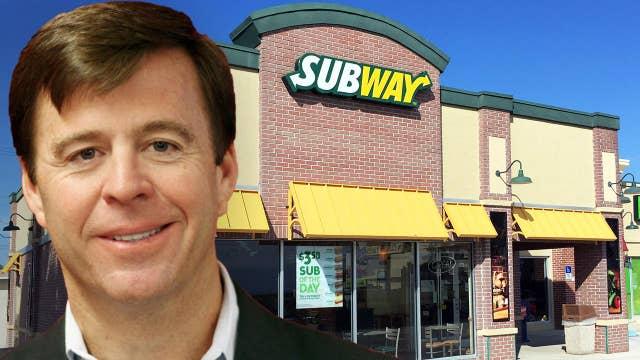 Subway Restaurants CEO: Confident franchisees will survive coronavirus