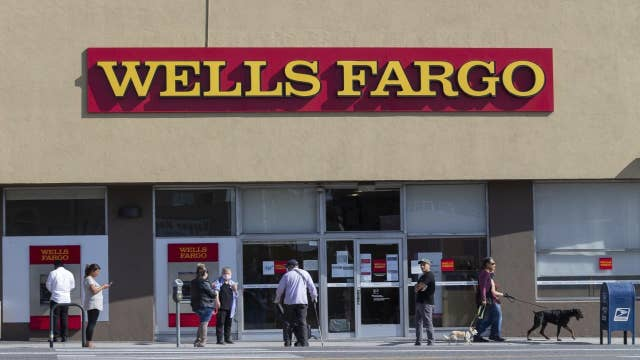 Wells Fargo, JPMorgan sued for allegedly shuffling coronavirus small business loan applications