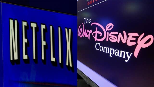Netflix now worth more than Disney