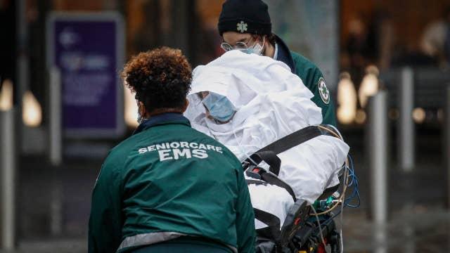 Coronavirus in New York won't end anytime soon: Nurse